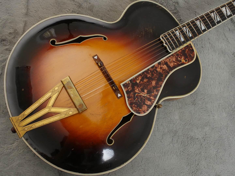 1935 Gibson Super 400 + OHSC