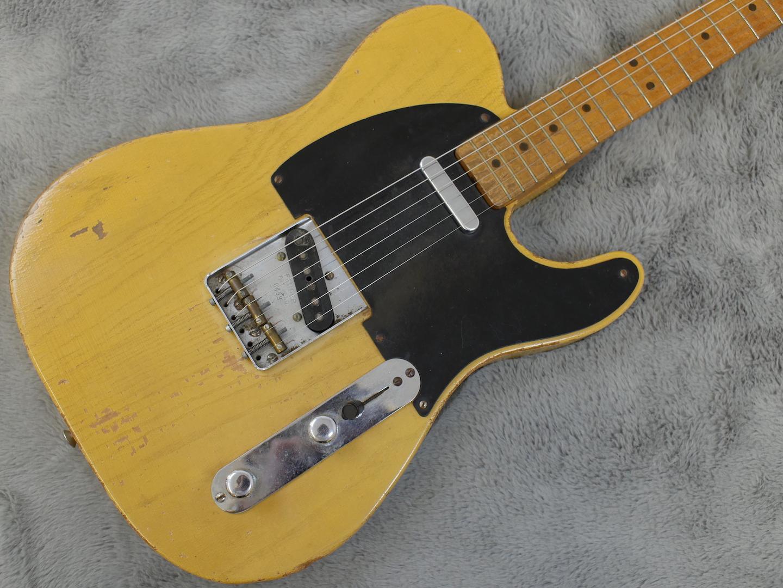 1950 Fender Broadcaster + OHSC