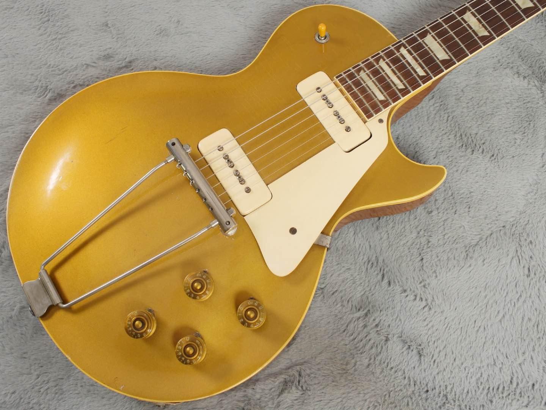 1952 Gibson Les Paul Standard Goldtop + OHSC