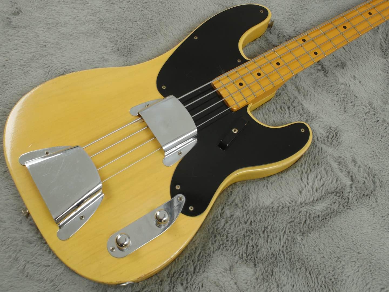 1953 Fender Blackguard Precision Bass + HSC