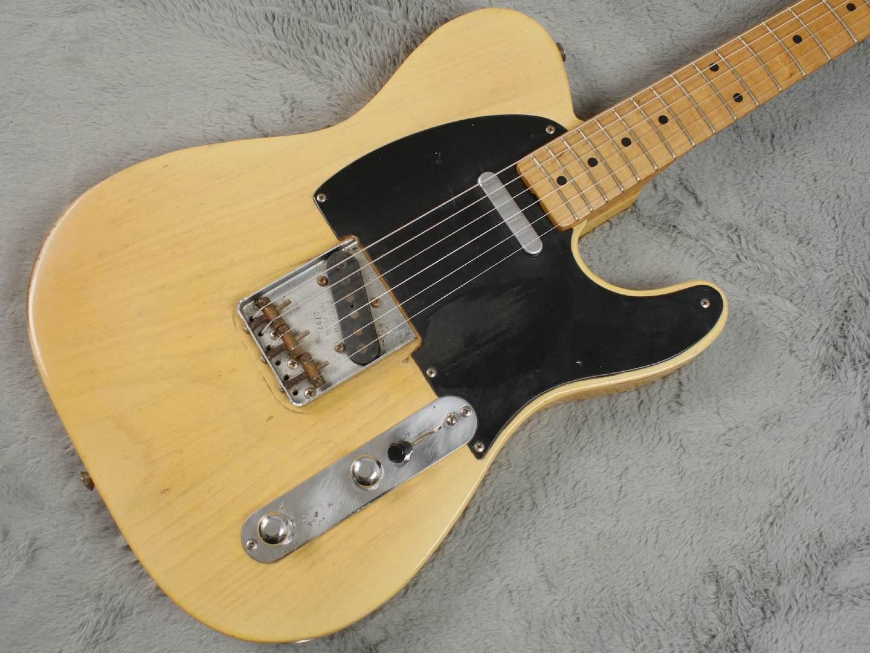 1953 Fender Telecaster + OHSC
