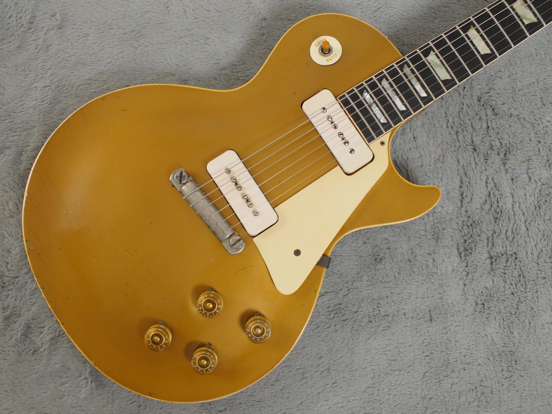 1954 Gibson Les Paul Standard Goldtop + OHSC