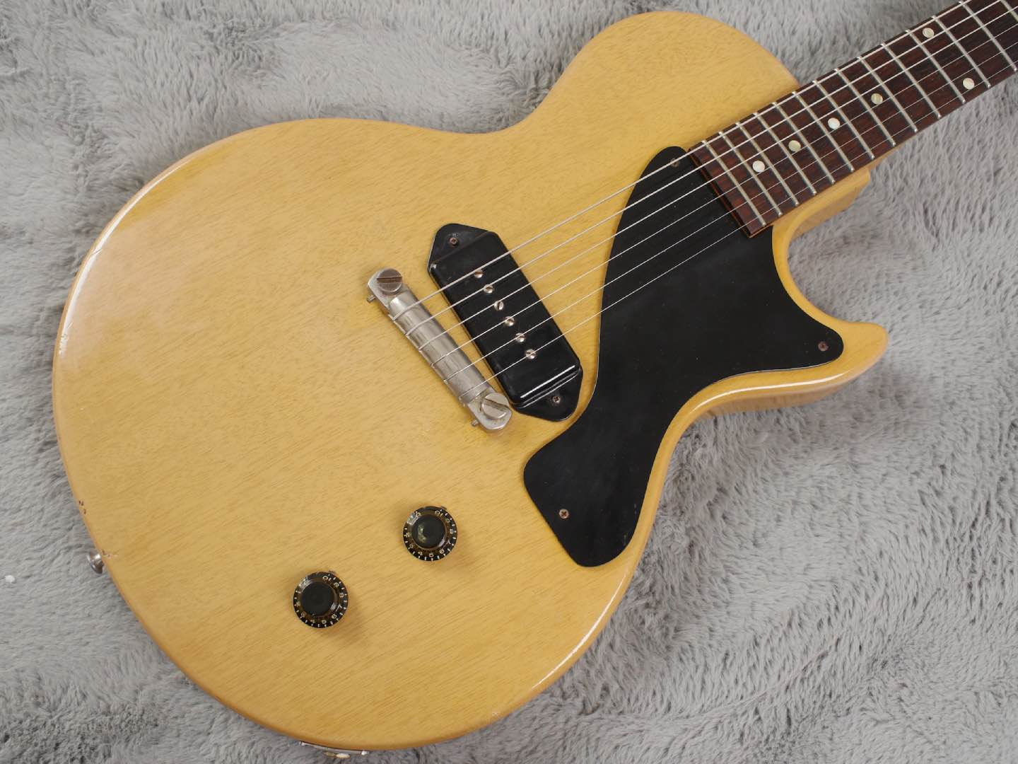 1956 Gibson Les Paul Junior TV Yellow