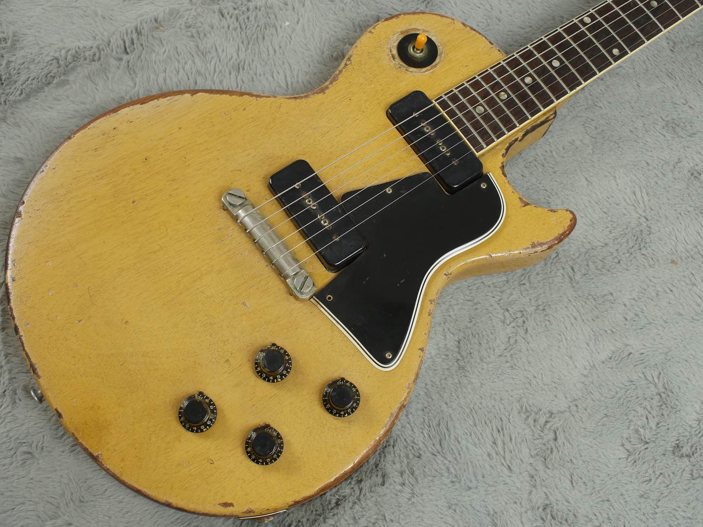 1956 Gibson Les Paul TV Special + HSC