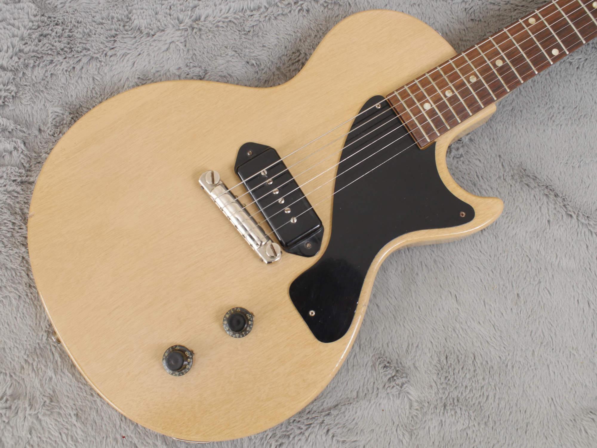 1956 Gibson Les Paul TV Junior + OSSC Near MINT