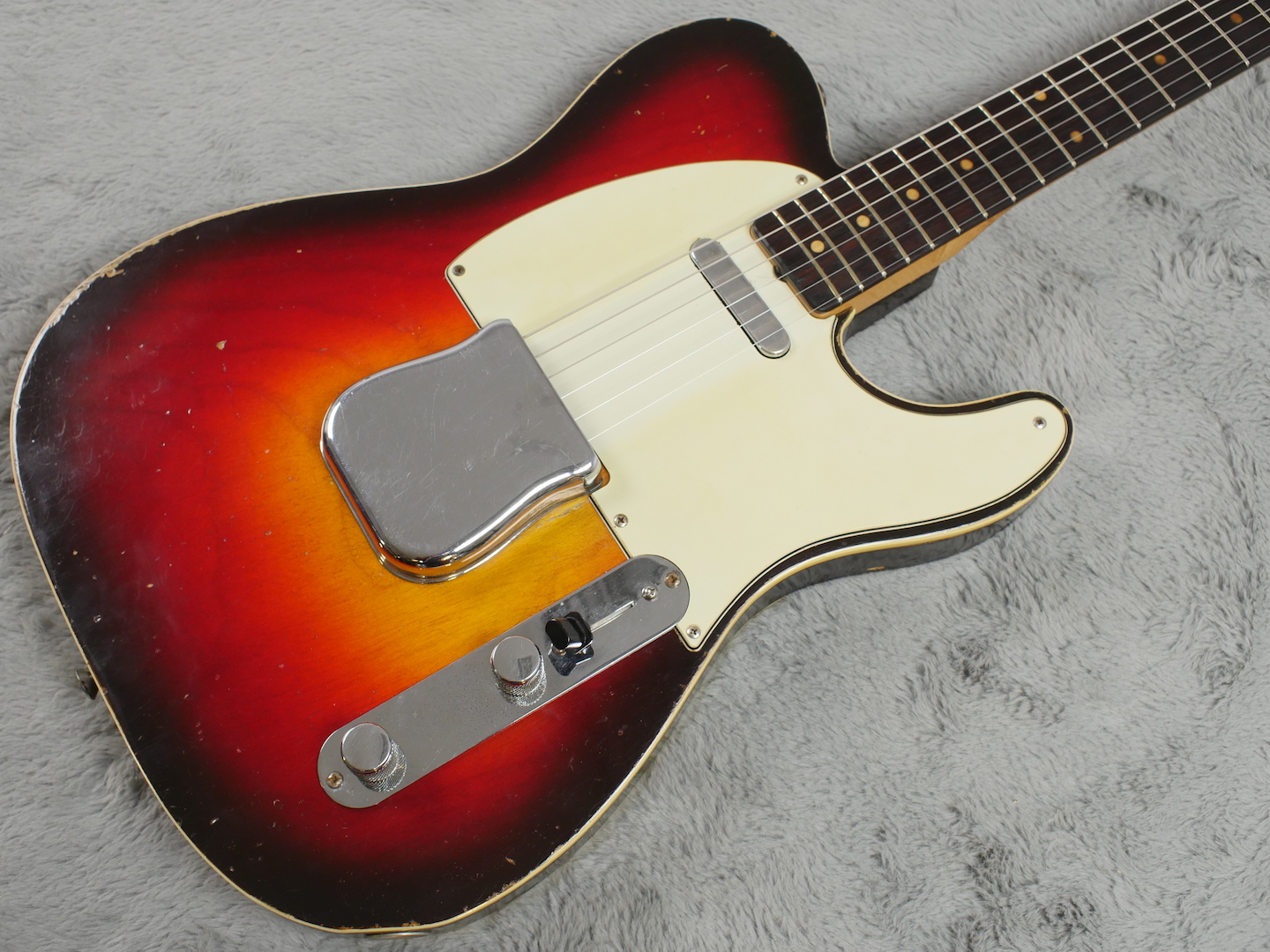 1958/9 Fender Custom Telecaster - Prototype / Catalogue Guitar + OHSC