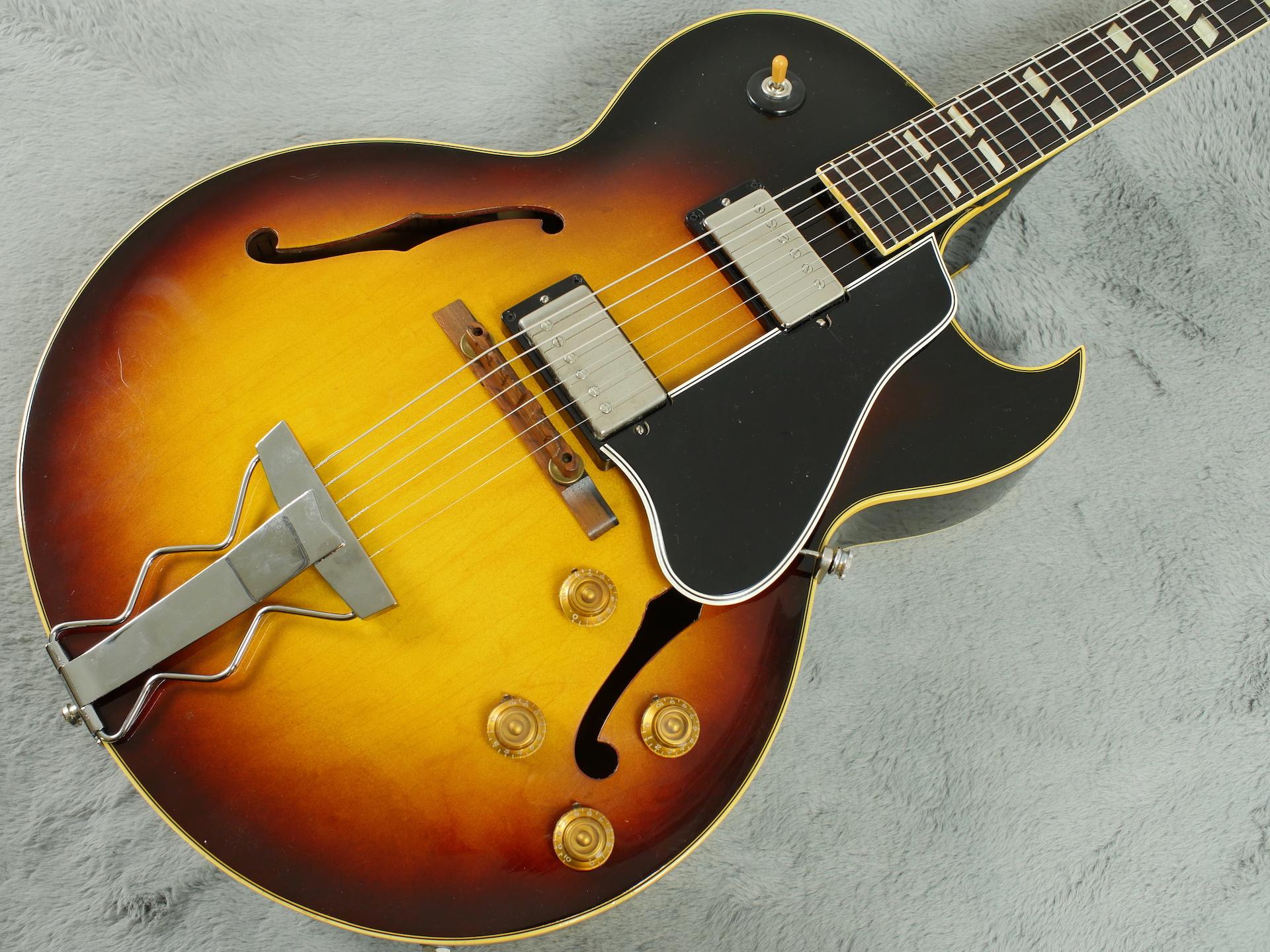 1959 Gibson ES-175 TD + OHSC
