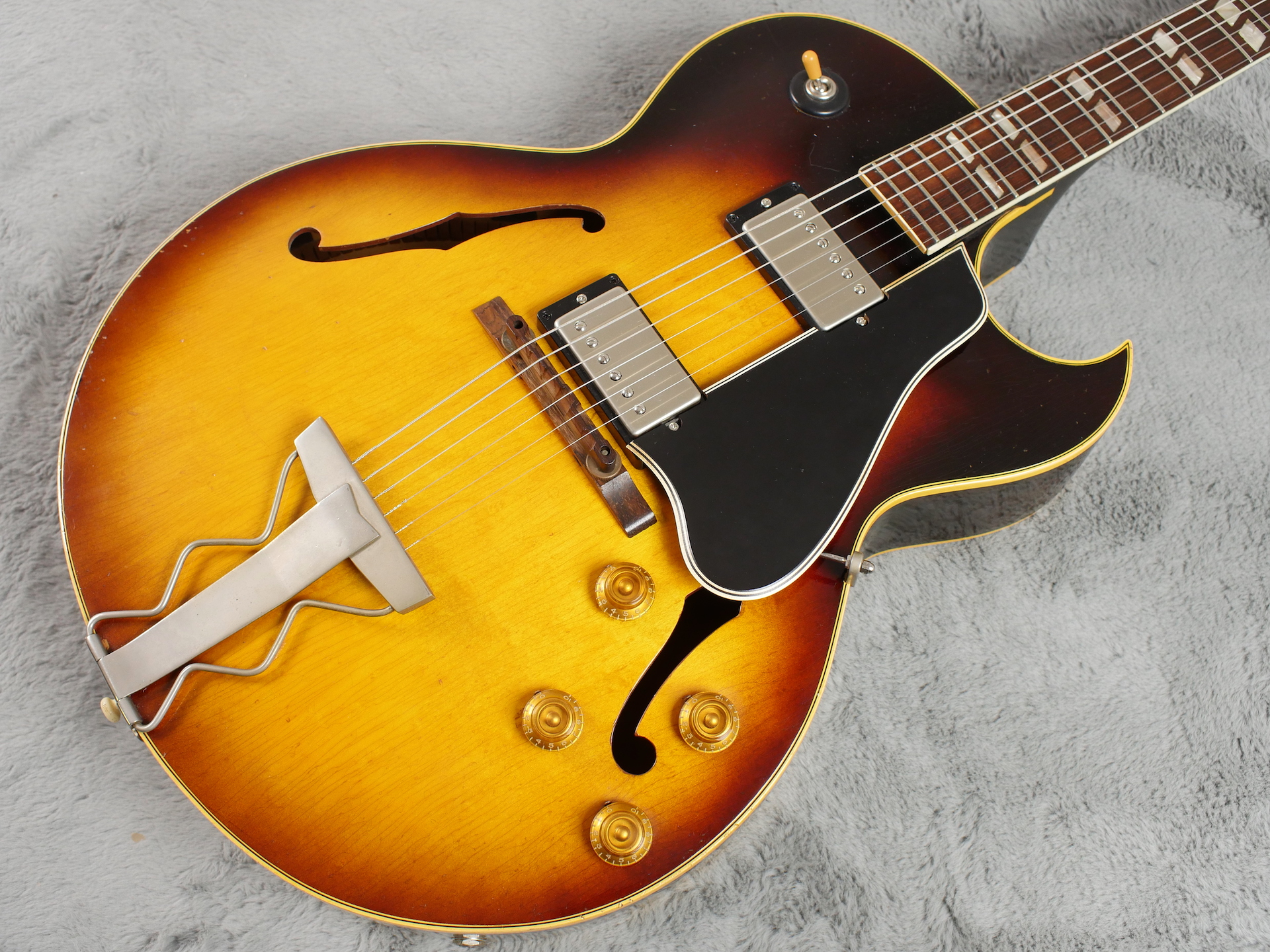1960 (Early) Gibson ES-175 D + OHSC