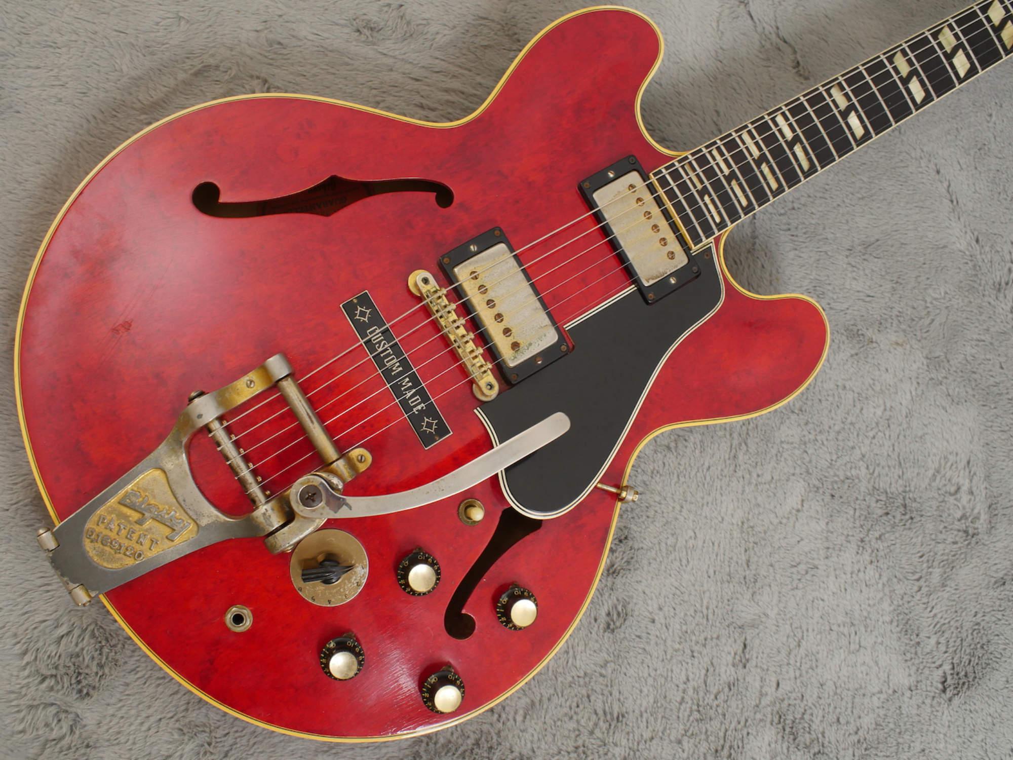 1960 Gibson ES-345 TDVSC + OHSC