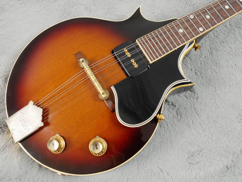 1962 Gibson near MINT EM-200 + OHSC