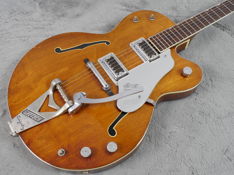 Circa 1963 Gretsch 6119 Chet Atkins Tennessean + HSC