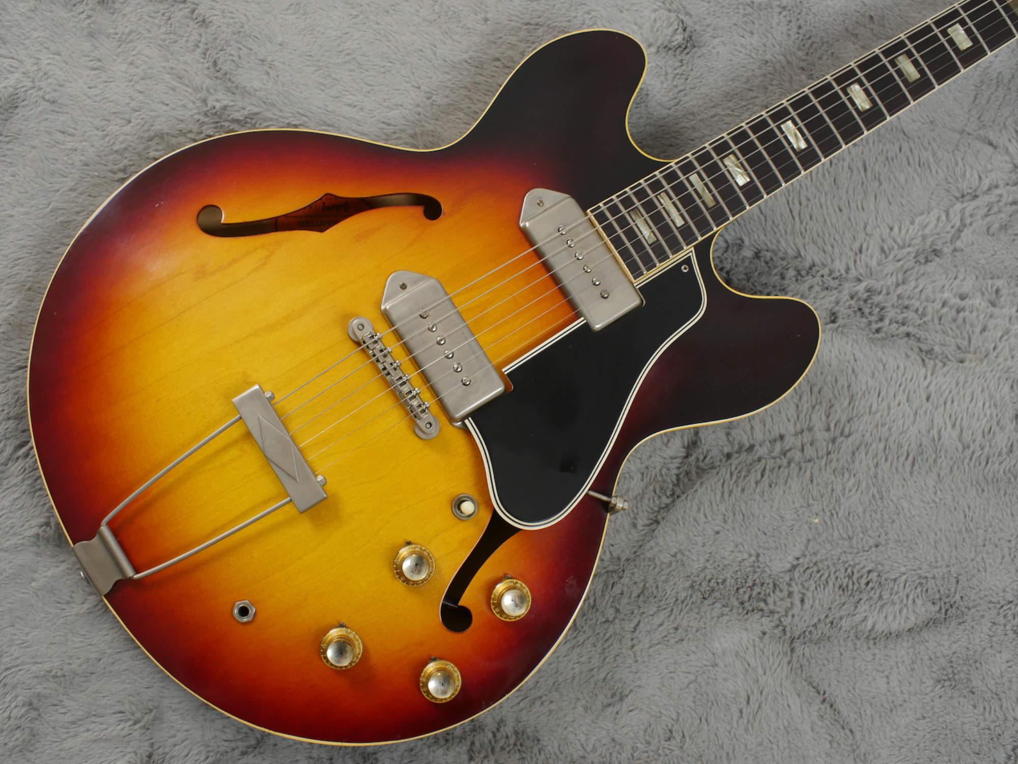 1964 Gibson ES-330 TD + HSC