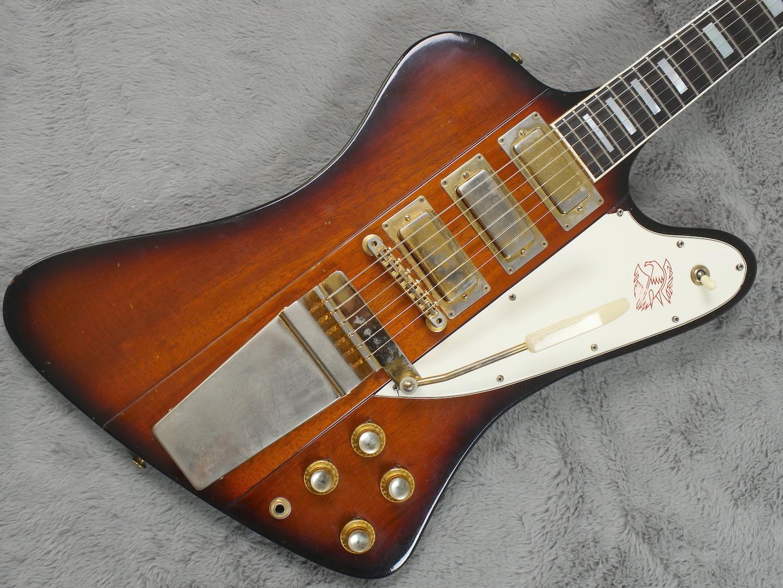 1964 Gibson Firebird VII + OHSC