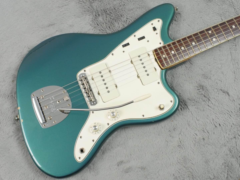 1966 Fender Jazzmaster Ocean Turquoise + OHSC