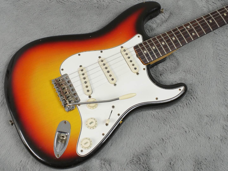 1965 Fender Stratocaster + OHSC