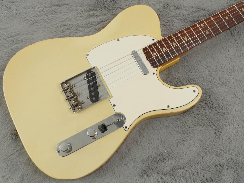 1966 Fender Telecaster Blonde + OHSC