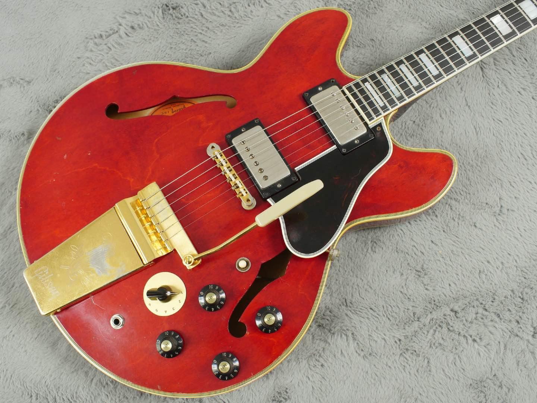 1966 Gibson ES-355 TDC SV MONO + OHSC