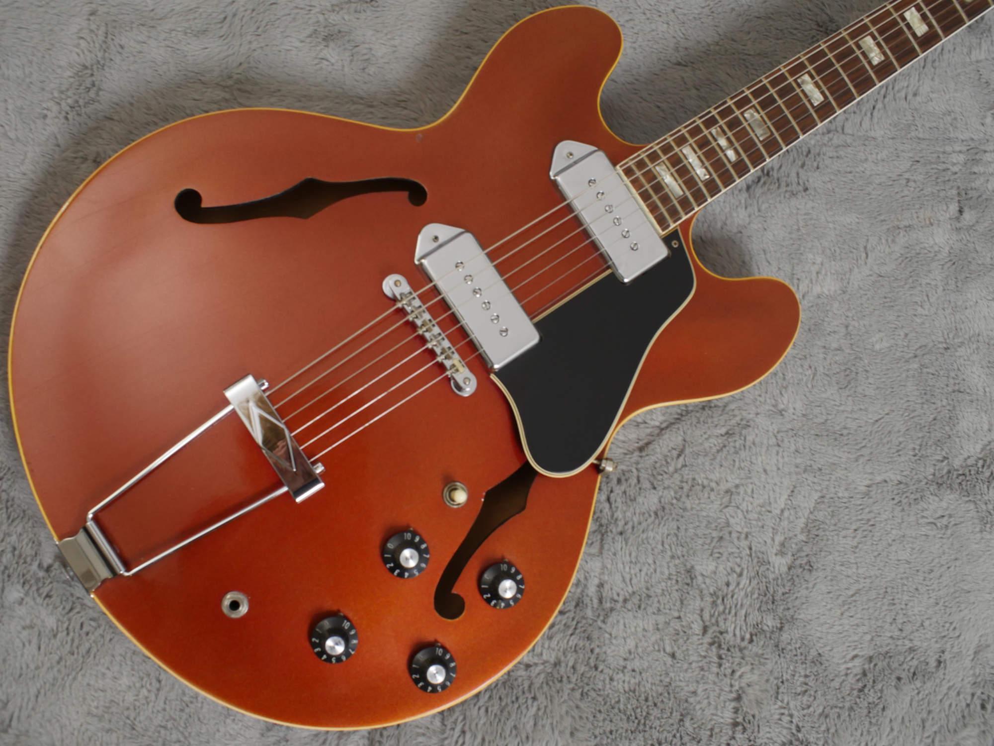 1967 Gibson ES-330 Burgundy + HSC
