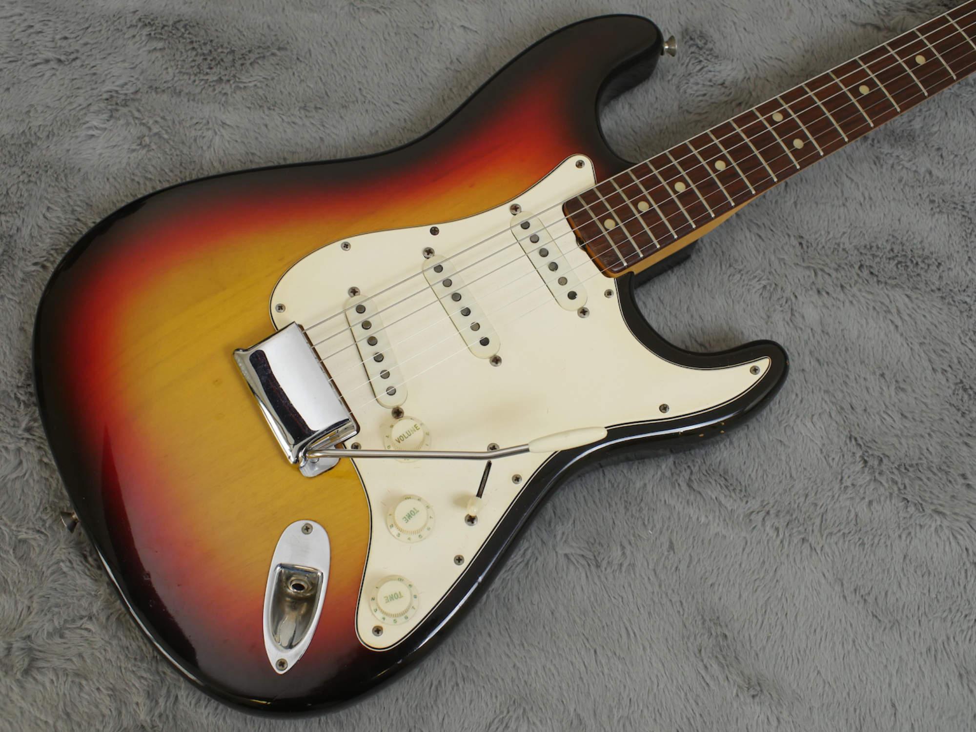 1968 Fender Stratocaster near MINT + OHSC