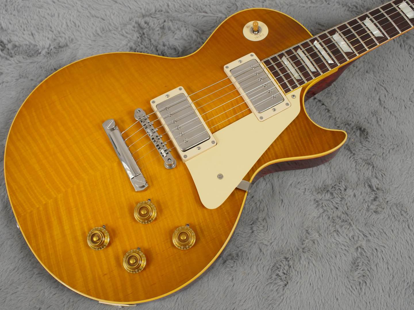 2015 Gibson True Historic Les Paul Ace Frehley '59 'Burst Vintage Gloss