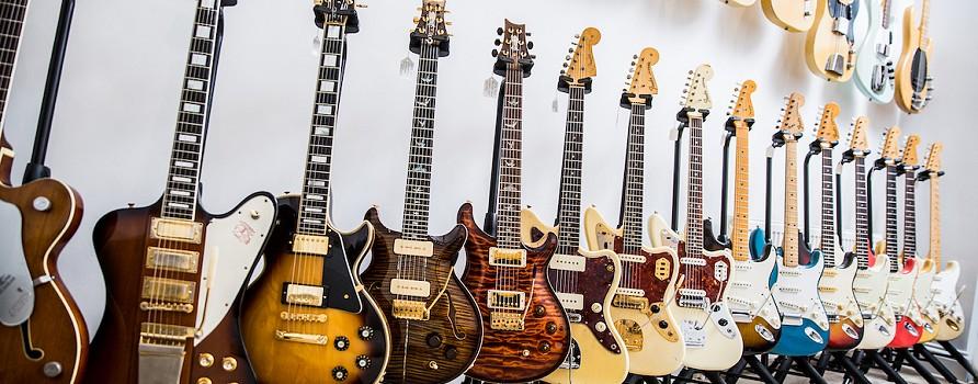 ATB Guitars, Cheltenham UK